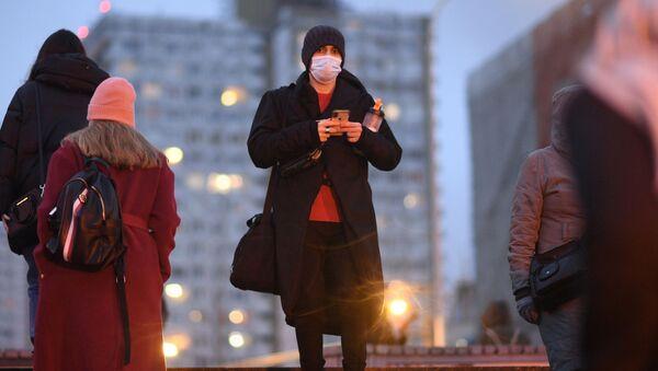 Москва в период пандемии коронавируса - Sputnik Узбекистан