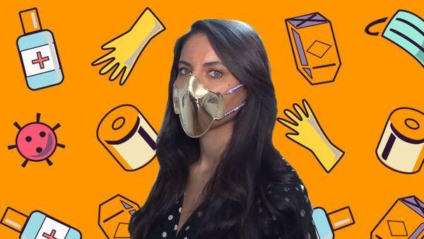 Турецкий ювелир изготавливает роскошные маски - Sputnik Узбекистан