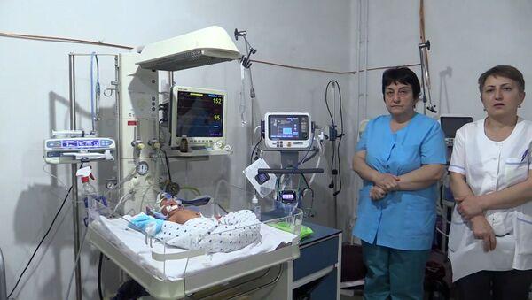 Спасибо России: в Нагорном Карабахе открываются школы и больницы - Sputnik Узбекистан