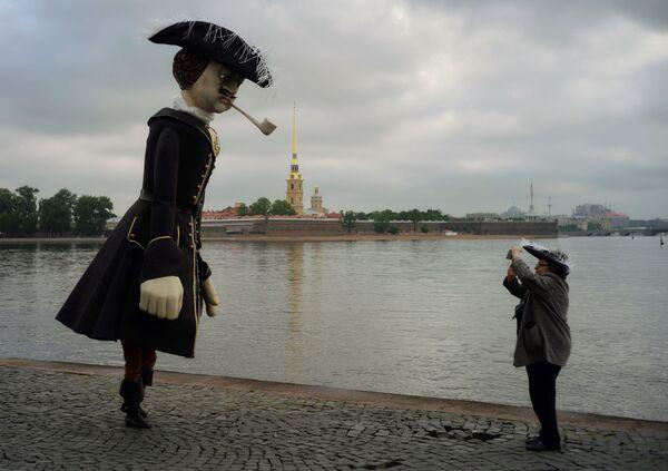 Rossiyskiy Sankt-Peterburg, poluchivshiy zvaniye World's Leading Cultural City Destination 2020 - Sputnik Oʻzbekiston