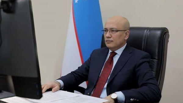 Заместитель министра иностранных дел Узбекистана Фуркат Сидиков - Sputnik Узбекистан
