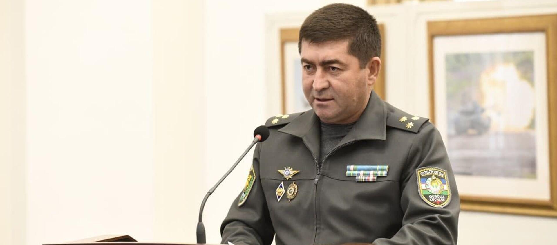 Узбекистан на треть увеличил запасы вооружения и военной техники - Sputnik Узбекистан, 1920, 04.12.2020