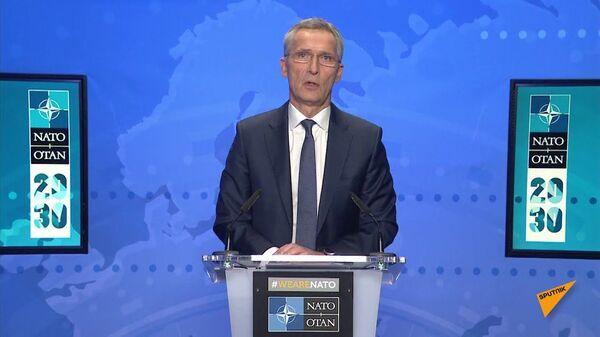 Қрим сабабли: НАТО Россия армиясини тақиқлашни орзу қилмоқда - Sputnik Ўзбекистон
