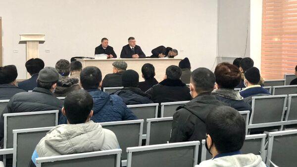 Багишамальский колледж профессиональной подготовки - Sputnik Узбекистан