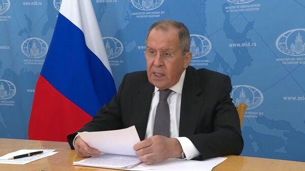 Лавров обвинил США в подлости по отношению к Сирии  - Sputnik Ўзбекистон