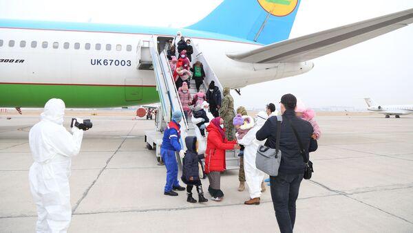 Власти Узбекистана вернули из Сирии почти 100 соотечественников - Sputnik Ўзбекистон