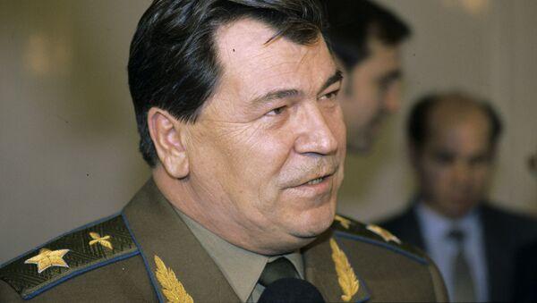 Евгений Иванович Шапошников - Sputnik Ўзбекистон