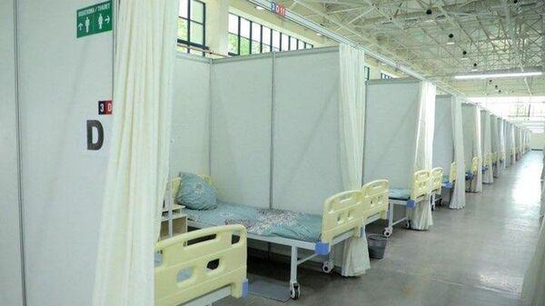 В Ташкенте закрывают еще несколько центров для больных COVID-19 - Sputnik Узбекистан