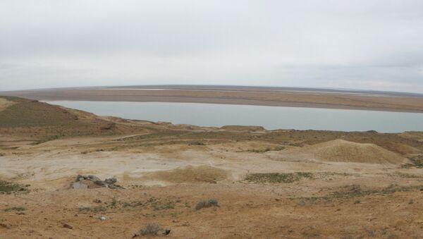 Река Амударья - Sputnik Узбекистан