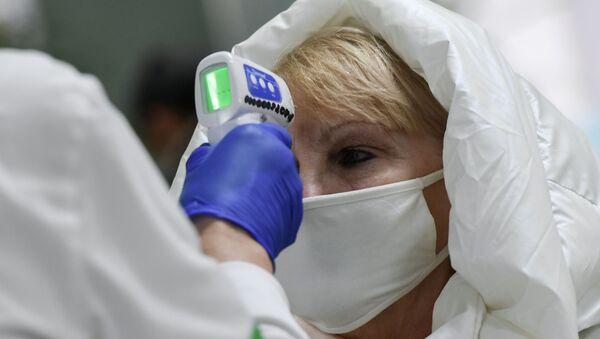 Вакцинация от коронавируса - Sputnik Узбекистан