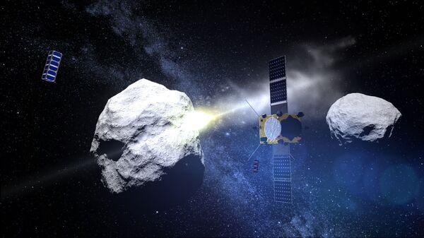 Астероид - Sputnik Ўзбекистон