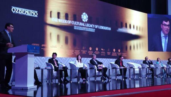 IV Международный конгресс национальной кинематографии  - Sputnik Узбекистан