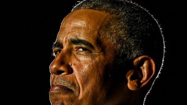 Барак Обама - Sputnik Узбекистан