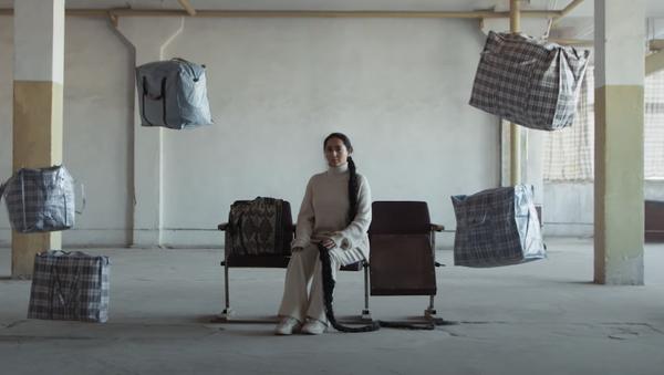 Для тех, кто вынужден покинуть дом: Манижа представила новый клип - Sputnik Узбекистан
