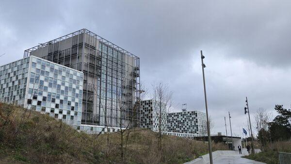 Здание Международного уголовного суда в Гааге, Нидерланды - Sputnik Узбекистан
