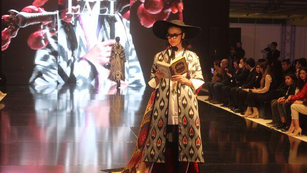 От денима до исторического костюма – новый взгляд на узбекскую национальную одежду - Sputnik Узбекистан