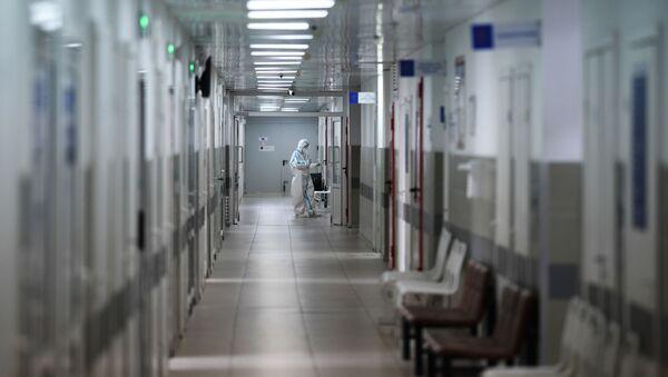 Коридор больницы - Sputnik Ўзбекистон
