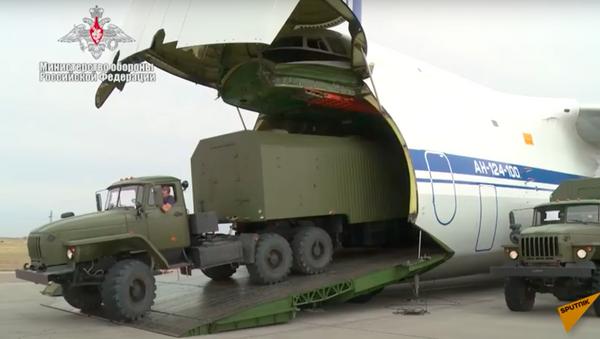 Почему США боятся российских С-400, купленных Турцией? - Sputnik Узбекистан