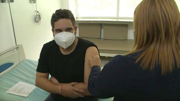 Испытания вакцины Спутник V в Венесуэле: сын Мадуро стал добровольцем - Sputnik Ўзбекистон