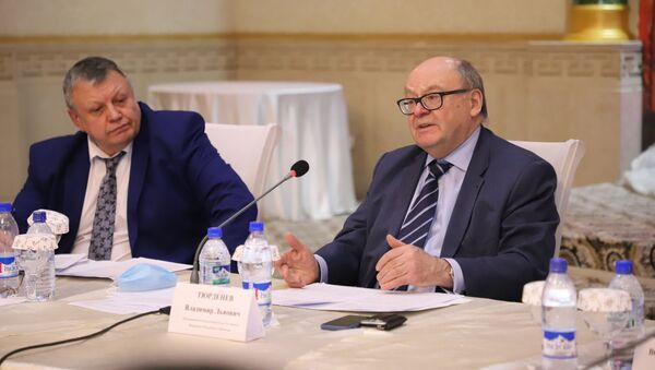 Посол РФ в Узбекистане Владимир Тюрденев - Sputnik Ўзбекистон