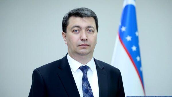 Ayubxon Kamalov naznachen zamestitelem predsedatelya Tsentralnogo banka. - Sputnik Oʻzbekiston