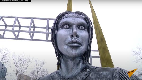 Chto jiteli Novovoroneja dumayut o demontirovannoy Alenke - Sputnik Oʻzbekiston