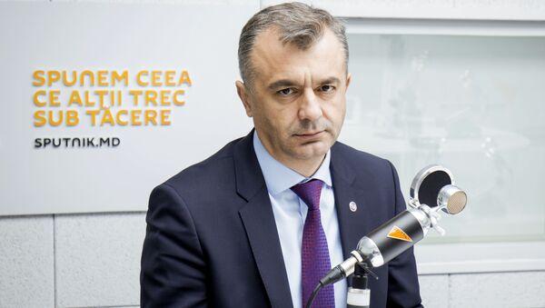Премьер-министр Молдавии Ион Кику. - Sputnik Ўзбекистон