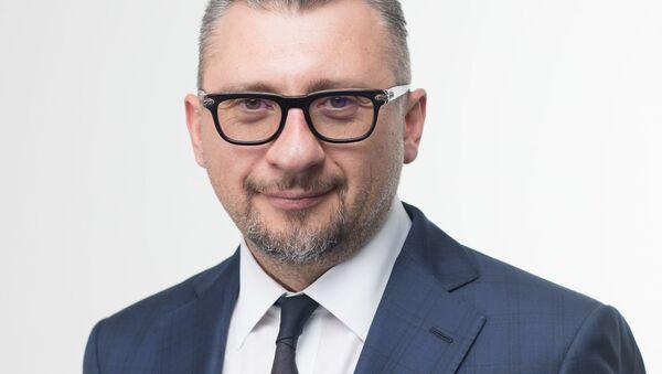 Иванков Егор Александрович, эксперт по государственно-муниципальному управлению РАНХиГС, гендиректор ГК Салюс - Sputnik Узбекистан
