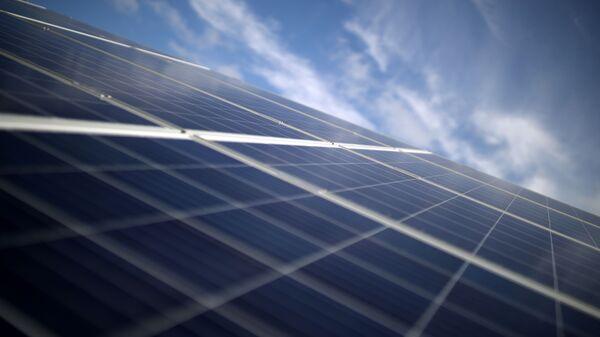 Солнечная электростанция - Sputnik Узбекистан