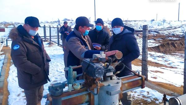 Uzbekneftgaz uvelichil dobыchu gaza - Sputnik Oʻzbekiston