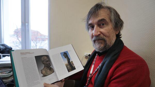Директор музея имени Савицкого Тигран Мкртычев - Sputnik Узбекистан