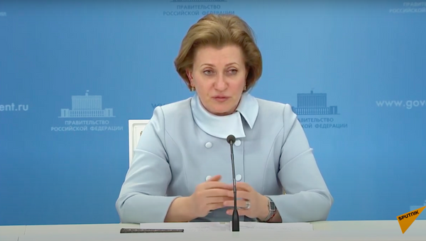 Российские вакцины от COVID-19 будут эффективны против нового штамма - Попова - Sputnik Ўзбекистон