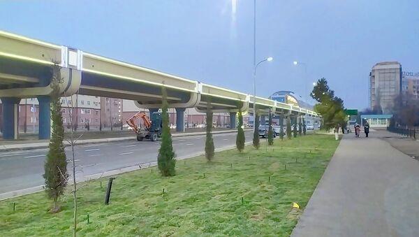 Сергелийская линия метро Ташкента готовится к открытию - Sputnik Узбекистан