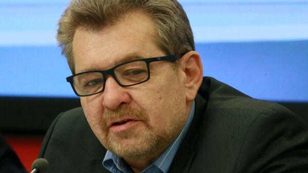 Андрей Грозин - Sputnik Узбекистан