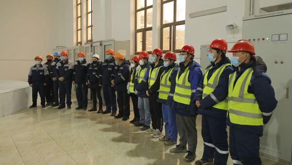 V Tashkente zapustili 2 obnovlennыx GES - Sputnik Oʻzbekiston