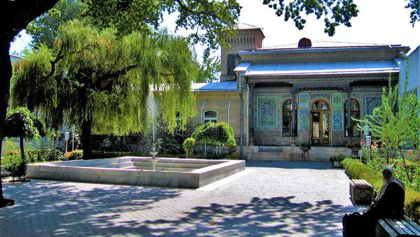 Государственный музей прикладного искусства Узбекистана - Sputnik Узбекистан