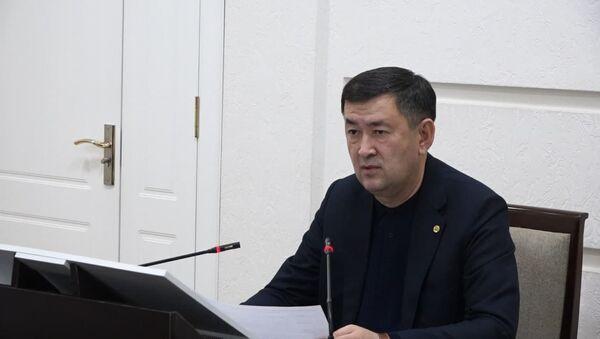 Эркинжон Турдимов - хоким Самаркандской области - Sputnik Узбекистан