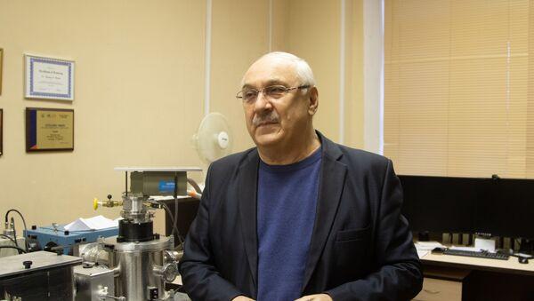 Профессор УрФУ Анатолий Зацепин - Sputnik Узбекистан