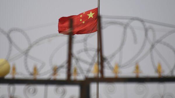 Флаг Китая - Sputnik Ўзбекистон
