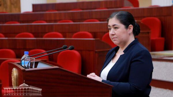 Феруза Эшматова - Sputnik Узбекистан