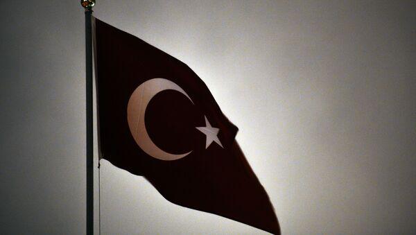 Флаг Турецкой Республики - Sputnik Узбекистан