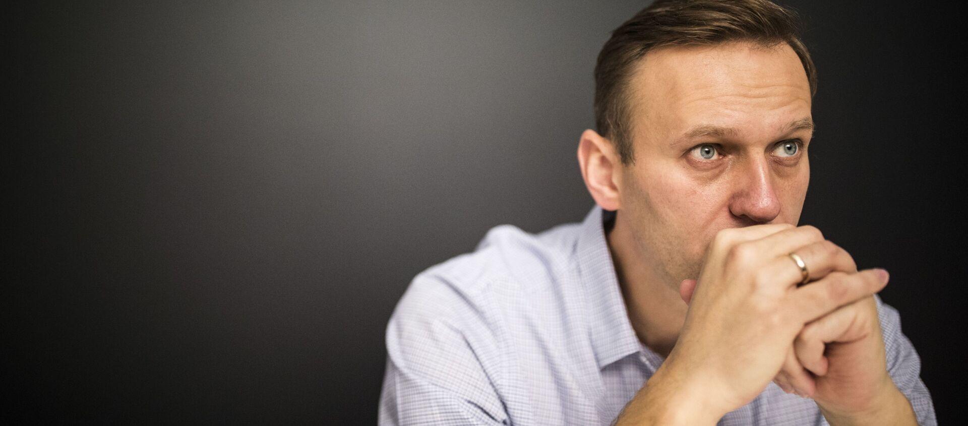 Алексей Навальный - Sputnik Узбекистан, 1920, 18.01.2021