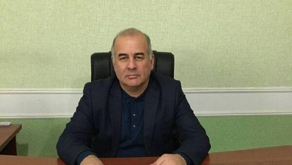 Хамид Сапаев - руководитель хорезмского филиала Узбекконцерт - Sputnik Узбекистан