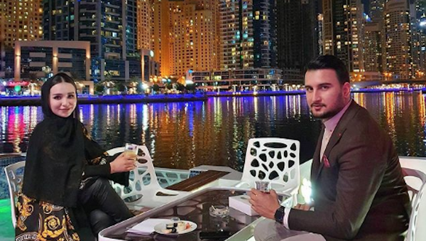 Тимати извинился перед узбекским бизнесменом за инцидент в Дубае - Sputnik Узбекистан