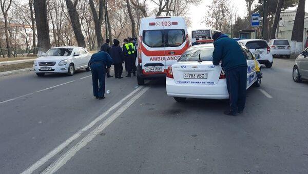 V Tashkente voditel avtobusa nasmert sbil pensionerku - Sputnik Oʻzbekiston