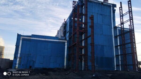 Ново-Ангренская ТЭС Янги-Ангрен  - Sputnik Узбекистан
