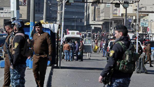 Dvoynoy terakt v Bagdade: pogibli boleye 20 chelovek - Sputnik Oʻzbekiston