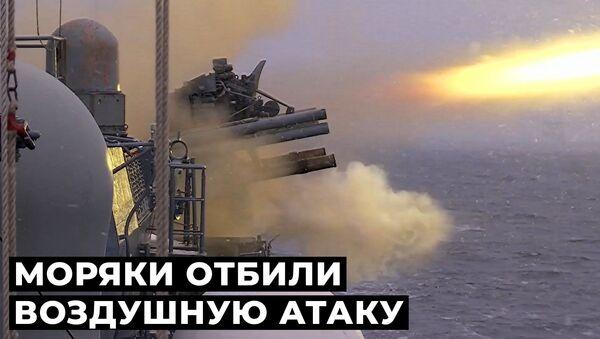 Ярослав Мудрый отразил ракетную атаку: учения сторожевого корабля в Балтийском море - Sputnik Узбекистан