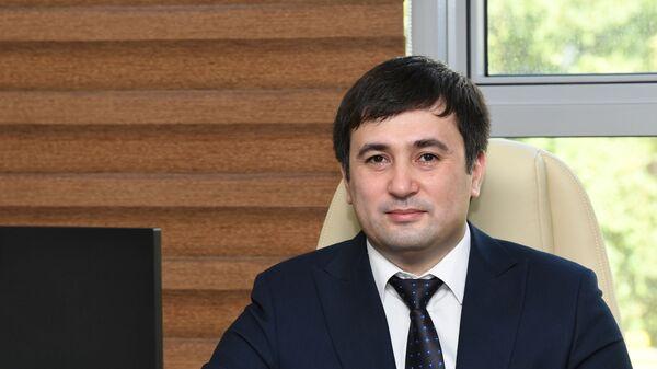 Shavkat Abdukamilov, nachalnik upravleniya nauki, innovatsii i podgotovki kadrov agenstva UzAtom - Sputnik Oʻzbekiston