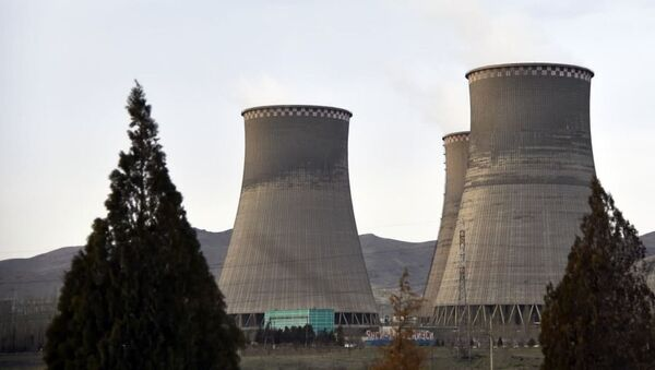Ново-Ангренская ТЭС - Sputnik Узбекистан